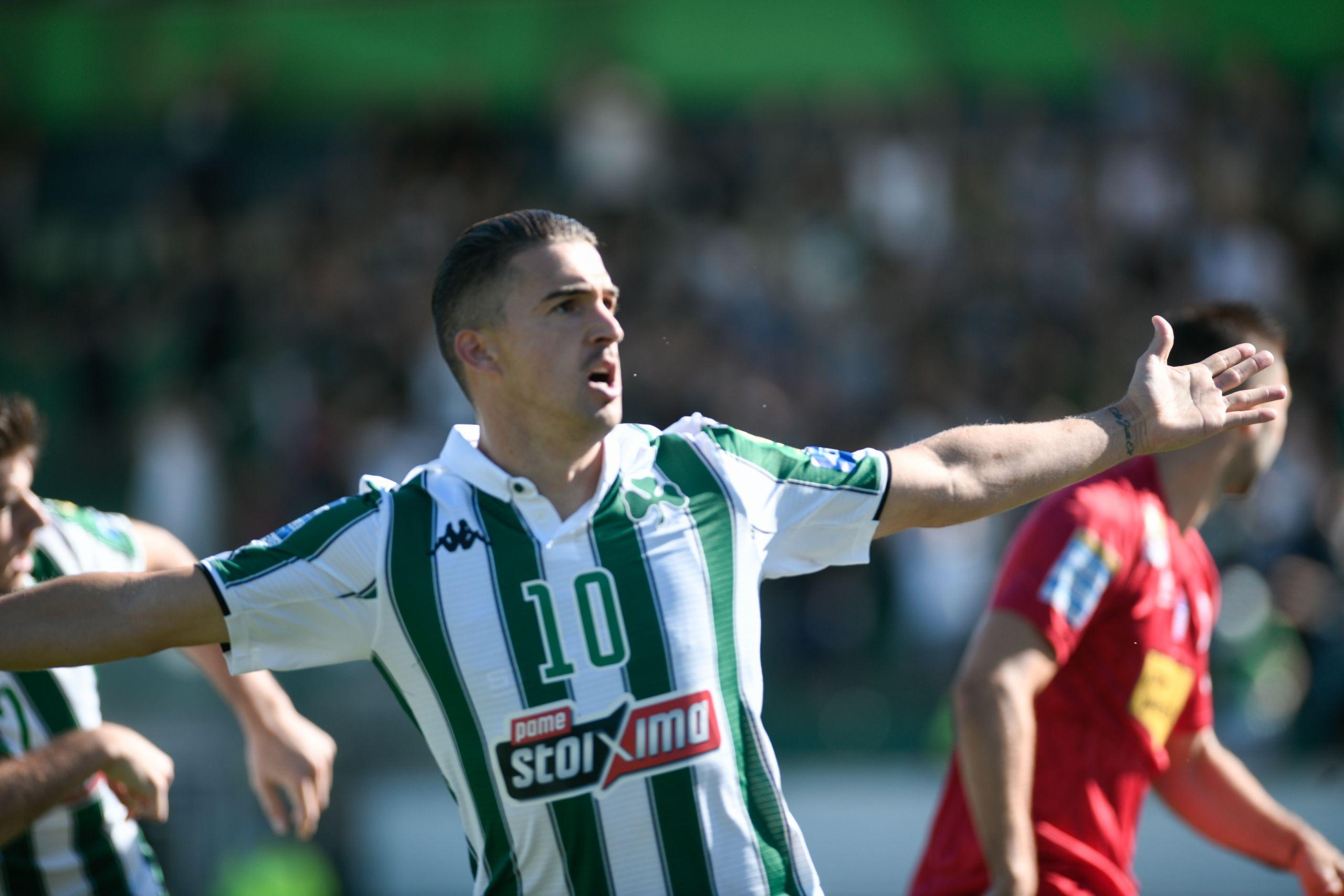 Καρλίτος: «Είμαι εδώ για να παλεύω για την ομάδα και τους στόχους της» (Vid) | panathinaikos24.gr
