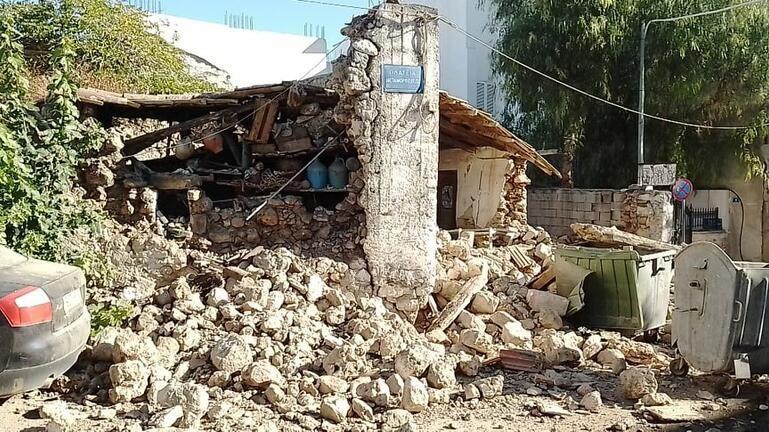 Σεισμός Κρήτη: Ένας νεκρός στο Αρκαλοχώρι – Καταπλακώθηκε από τρούλο | panathinaikos24.gr