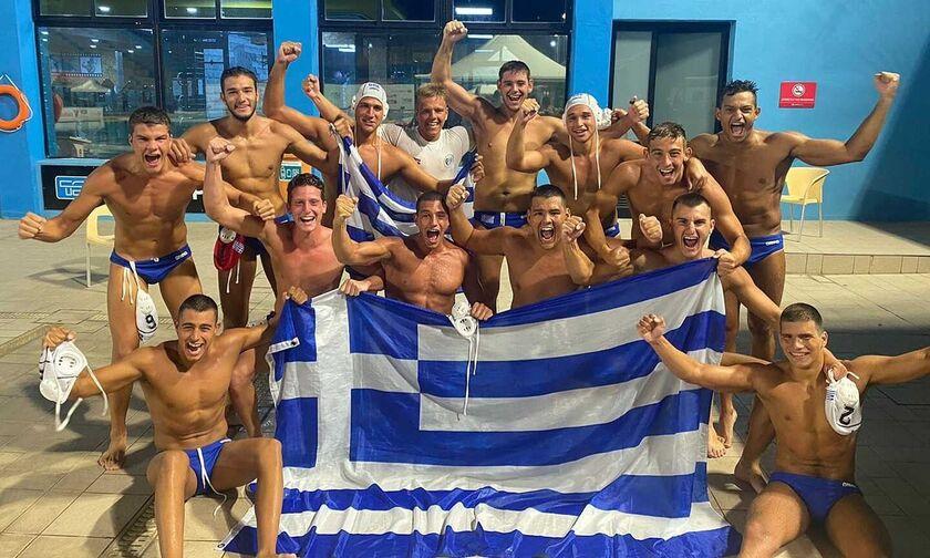 Στον τελικό του Πανευρωπαϊκού οι Έφηβοι στο πόλο | panathinaikos24.gr