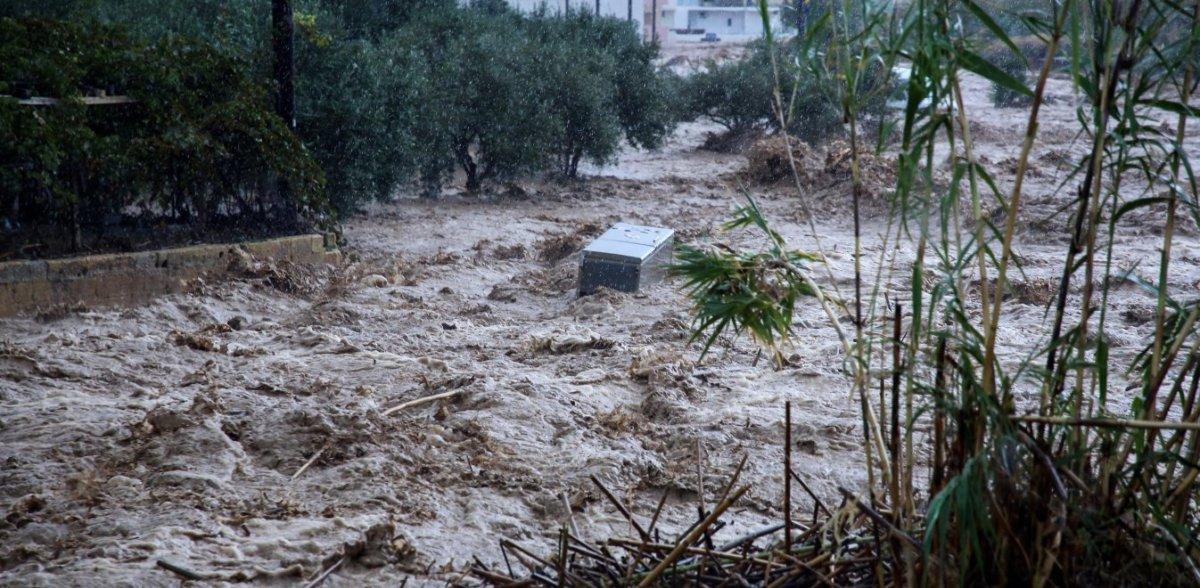 Πλημμύρες: Σε ποιες περιοχές είναι μεγάλος ο κίνδυνος   panathinaikos24.gr