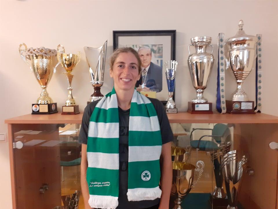 Παναθηναϊκός: «Πράσινη» η Ντουντουνάκη   panathinaikos24.gr