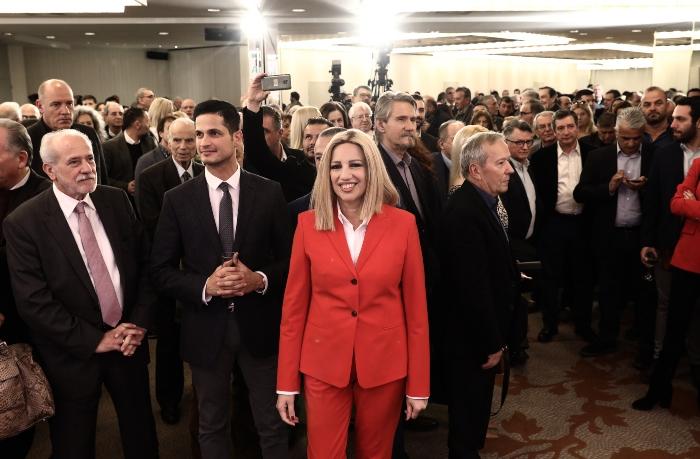 Ανατροπή και μεγάλη έκπληξη στο ΚΙΝΑΛ: Η νέα υποψηφιότητα μετά την αποχώρηση της Φώφης Γενηματά | panathinaikos24.gr