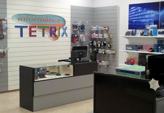 Mostradores para Tiendas de Informtica  Mobiliario Comercial
