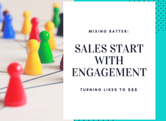 Sales Start With Engagement