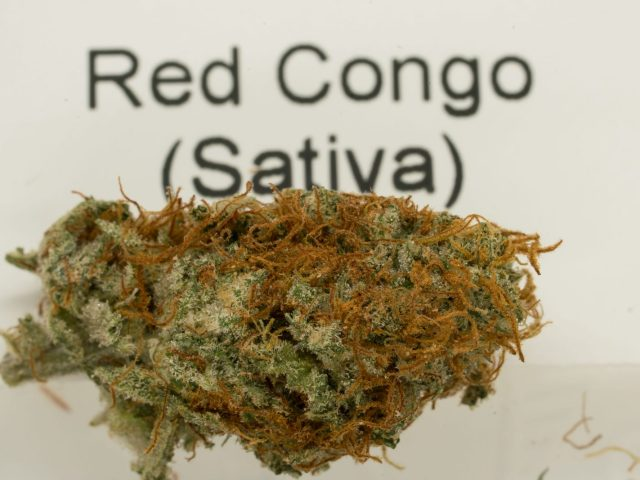 Red Congo by Air Cannabis Collective