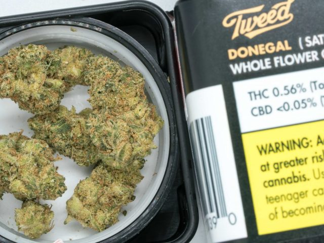 Chemdawg (Donegal) by Tweed