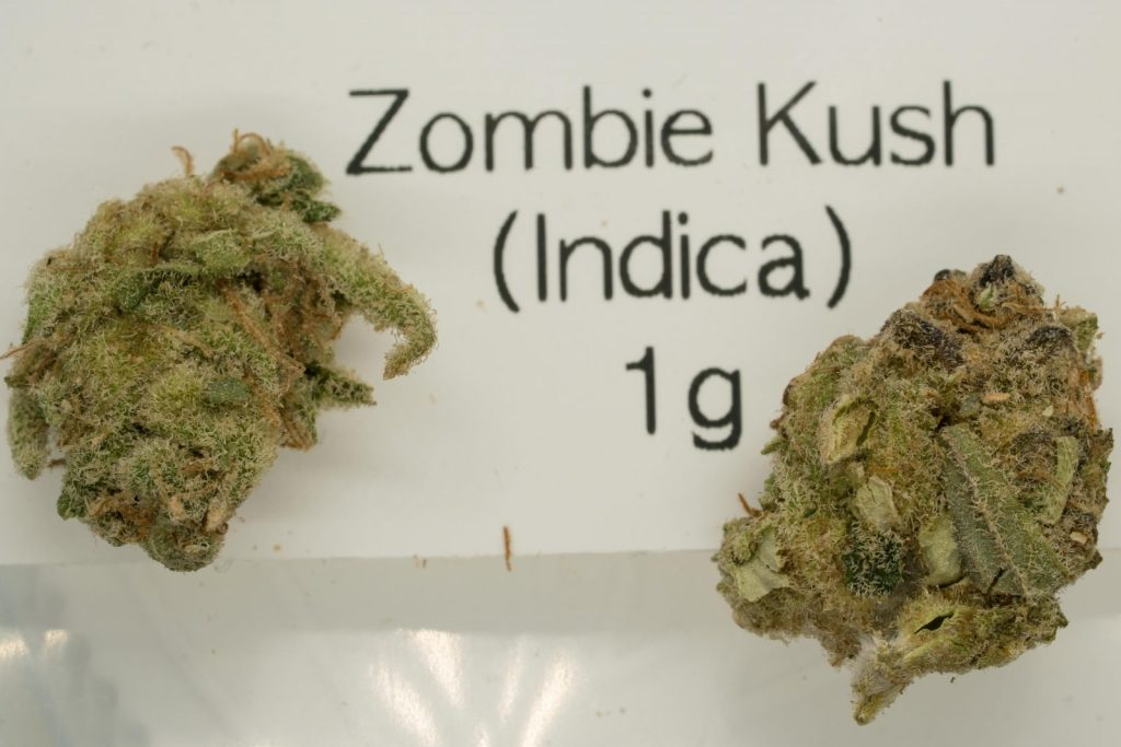 Zombie Kush by Ripper Seeds