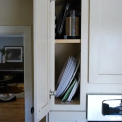 Skinny Kitchen Cabinet Modern Handles Day 9 Organize Tall And Cabinets Now That I Reduced The