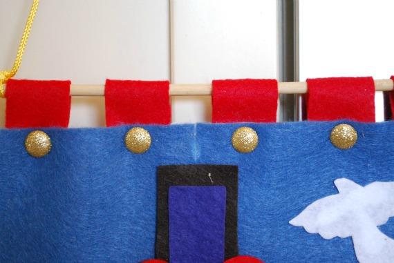 Communion Banner, 2