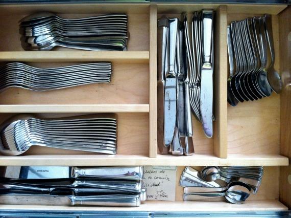 Fork Drawer, 3
