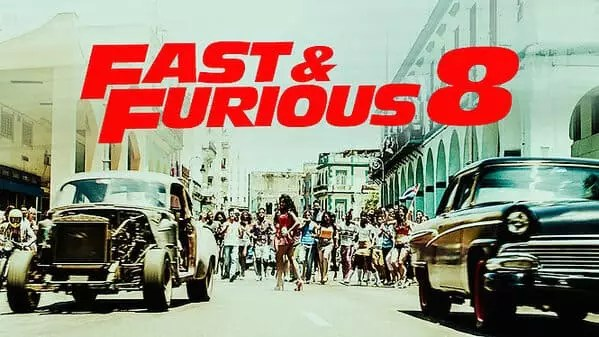 Ver en Netflix the fast and furious 8