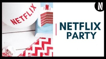 Tutorial para ver Netflix con amigos Netflix Party