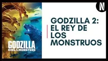 Ver Godzilla King of the Monsters por Netflix