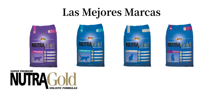 Nutra Gold Holistic Cats