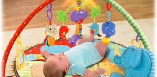 Mainan Sederhana Untuk Bayi 5 Bulan