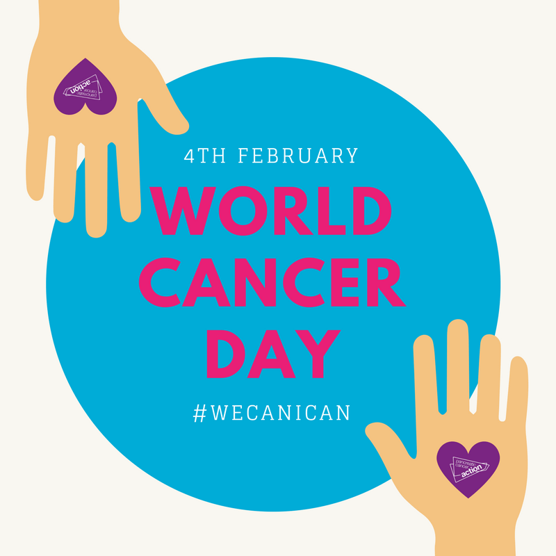 World Cancer Day 2018 Save The Date Pancreatic Cancer