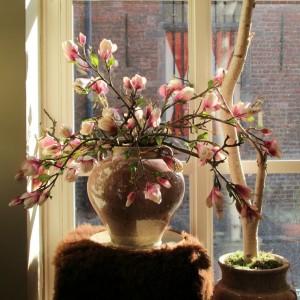 Zijde bloemen voor elk seizoen bij Pand28