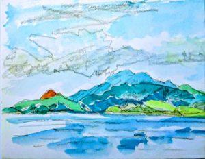 昭和新山(壮瞥町)
