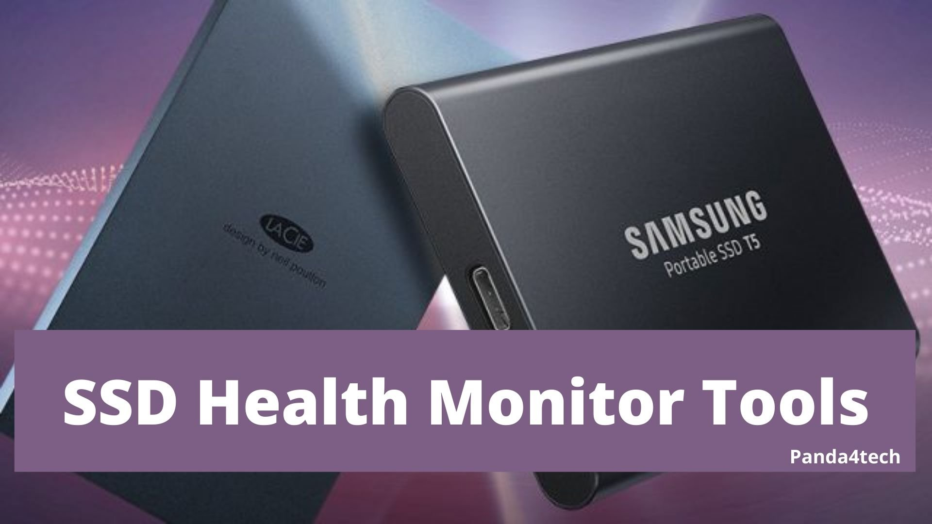 TOP 9+ Free Tools to Check SSD Health {SSD Performance Monitor Tools} 1