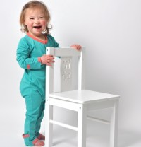 Organic Bamboo Baby Clothes | Panda and the Sparrow