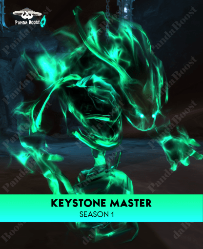 Keyston Master Season 1 Boost
