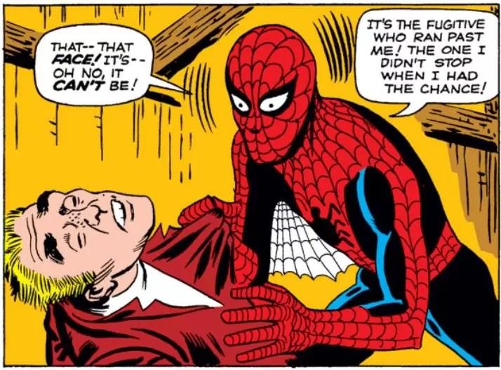El Hombre Araña Un Gran Poder Conlleva Una Gran
