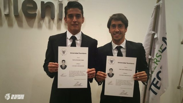 Club Santos Laguna Graduados de la Universidad