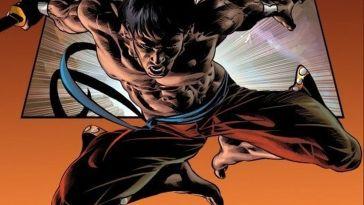 Shang-Chi será el primer superhéroe Marvel de origen asiático