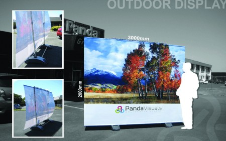 Portable Outdoor Signage