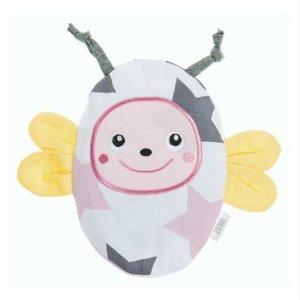 Traubenkernkissen Schmetterling