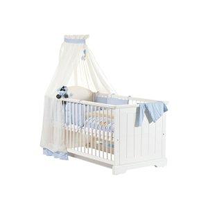 Cottage Babyzimmer Bett