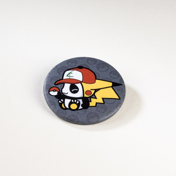 Badge Pandakiwi Pandachu
