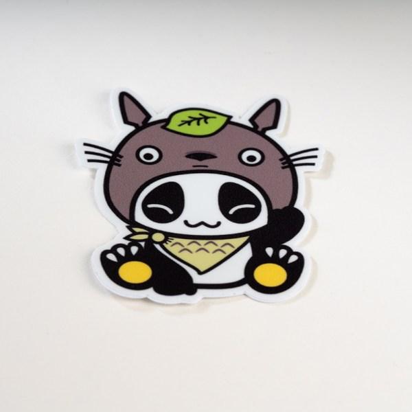Stickers Pandakiwi Mon Voisin Panda