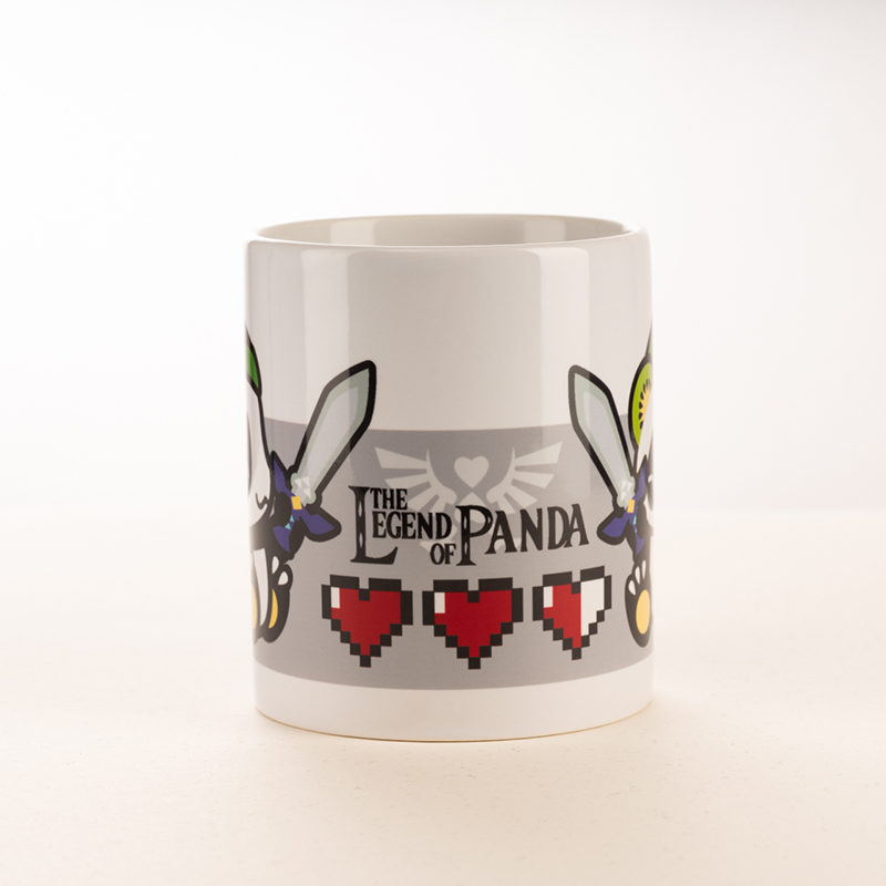 Mug Pandakiwi Legend of Panda