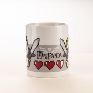 Mug Pandakiwi Legend of Panda