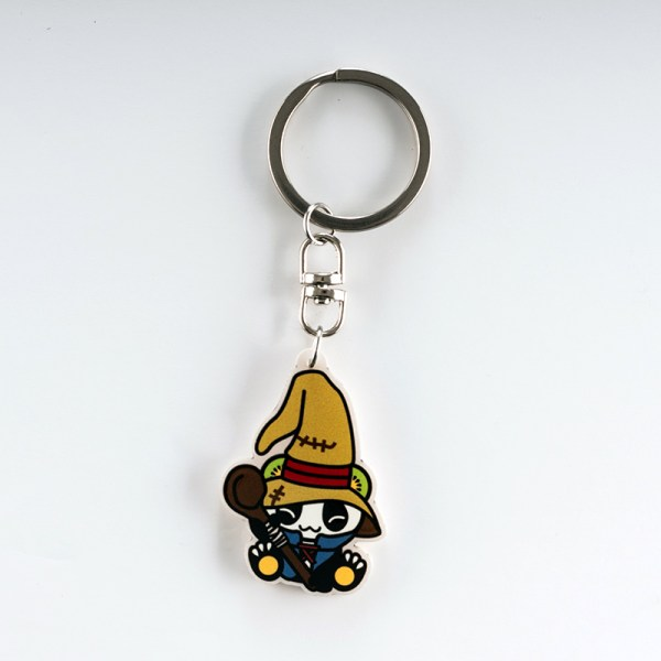 Porte-clés Pandakiwi Bibi