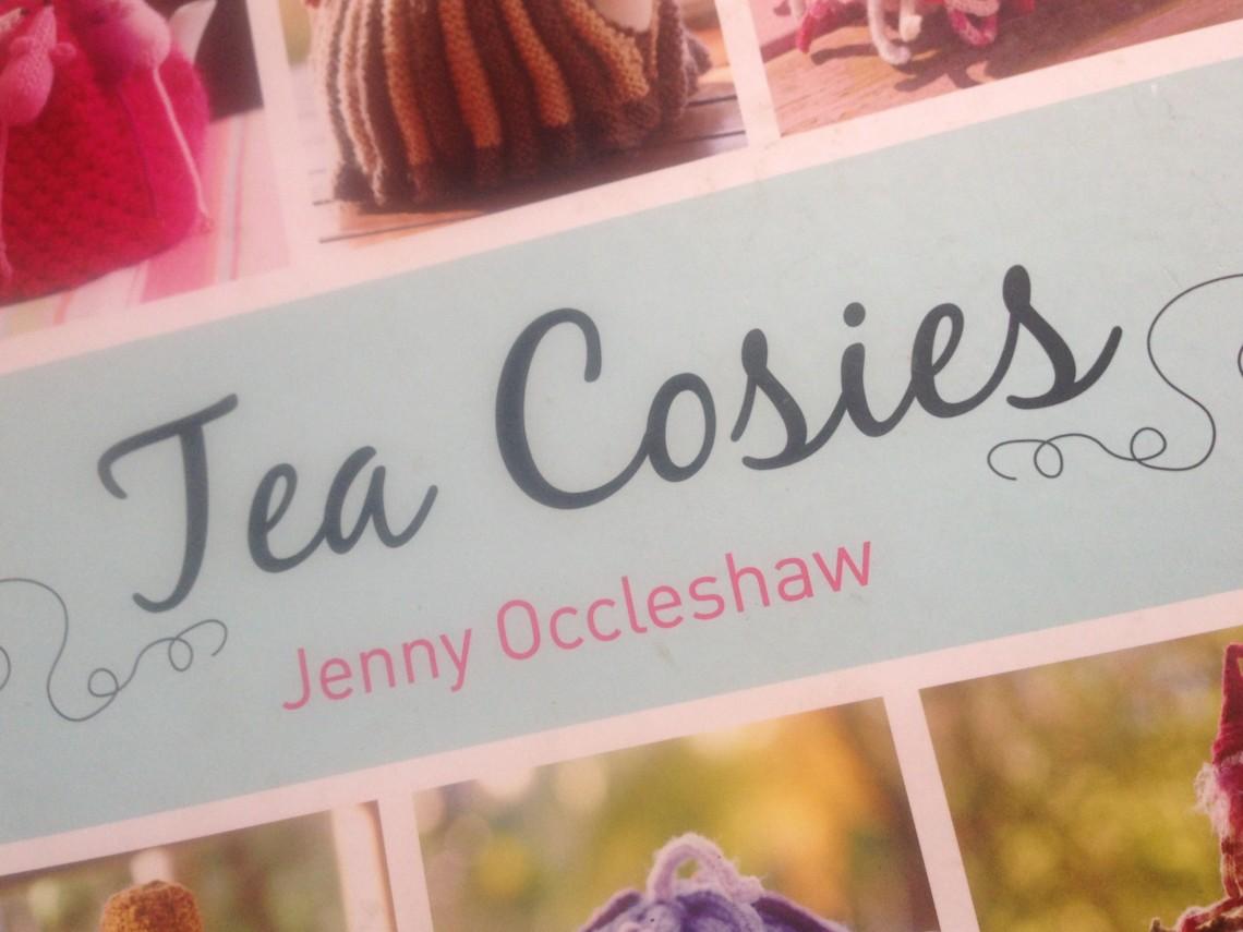 Tea cosies by Jenny Occleshaw