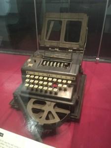SG-41 cypher machine