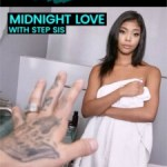 Midnight Love from Step Sis on New Year's Eve Virtual Reality and Point Of View Sale