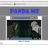 Cara Membuat Tabel Video Berbasis Web HTML