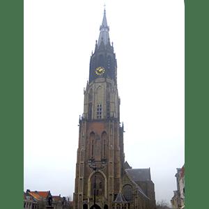 Nieuwe Kerk, catedral de Delft