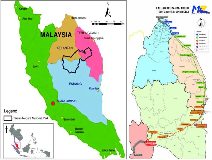 ECRL-Malaysia