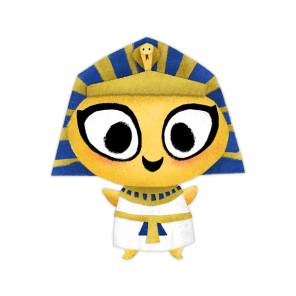 Egypt Chickpea Sticker