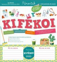 le kifekoi un planning pour s'organiser dans les tâches ménagères