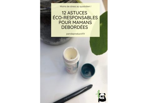 12 astuces éco-responsables