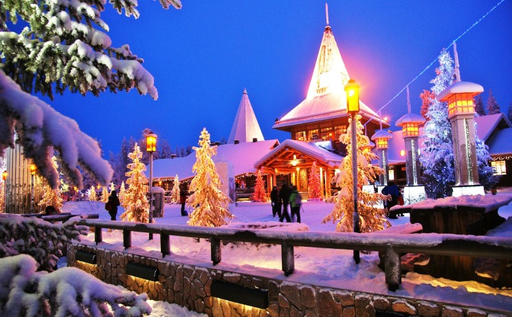 10 best christmas places
