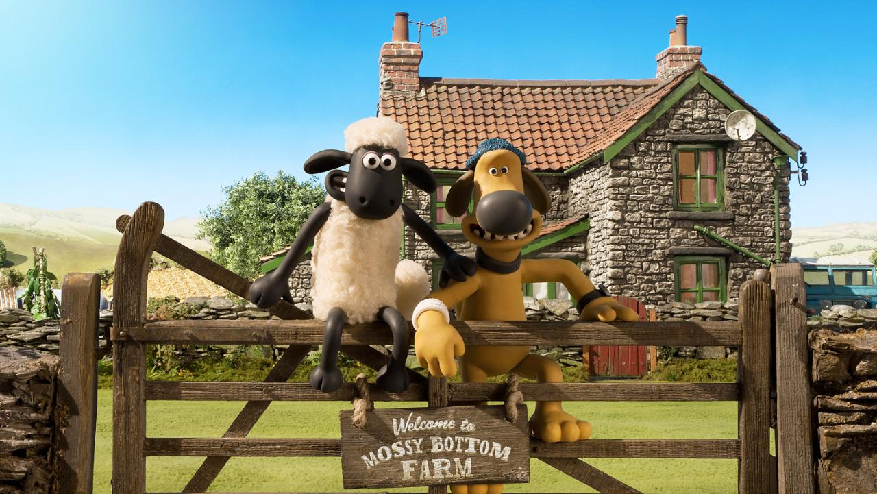 Review | Shaun the Sheep Movie (2015)