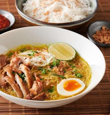 recettes indonésie