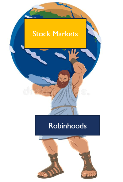 A typical robinhood investor