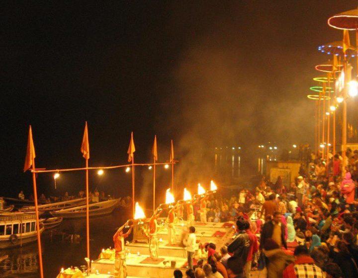 Ganga-Aarti-Varanasi